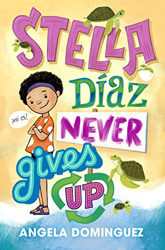 Stella Diaz Never Gives Up (Stella Diaz)
