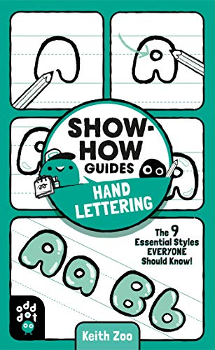 Hand Lettering (Show-How Guides)