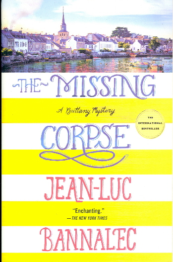 The Missing Corpse (Brittany Mystery, Bk. 4)