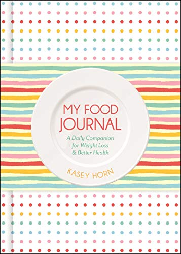 My Food Journal: A Daily Companion for Weight Loss & Better Health
