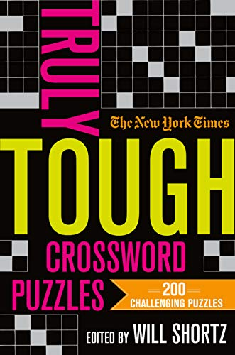 New York Times Truly Tough Crossword Puzzles