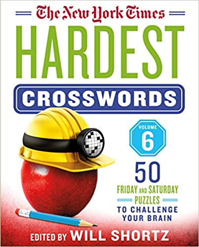 The New York Times Hardest Crosswords (Volume 6)