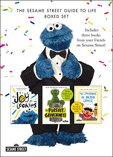 The Sesame Street Guide to Life Boxed Set