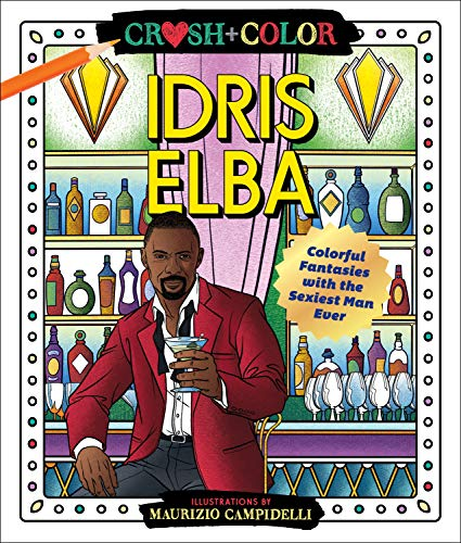 Idris Elba (Crush and Color)
