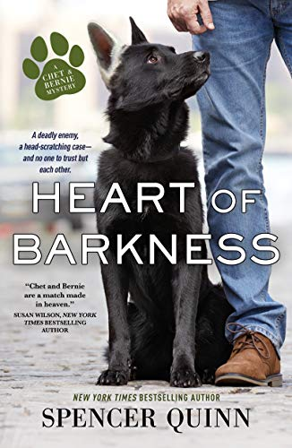Heart of Barkness (A Chet & Bernie Mystery, Bk. 9)