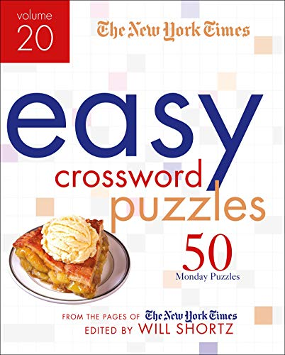 The New York Times Easy Crossword Puzzles (Volume 20)