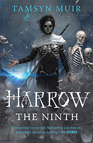 Harrow the Ninth (The Locked Tomb Trilogy, Bk. 2)