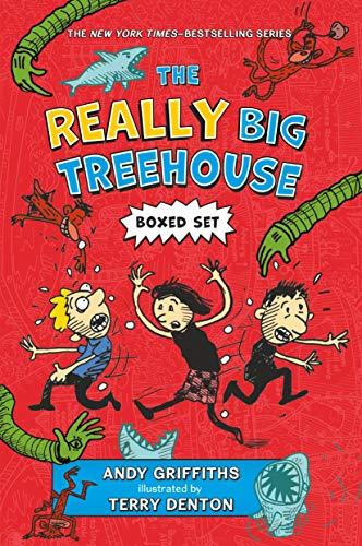 The Really Big Treehouse Boxed Set (The Treehouse Books)
