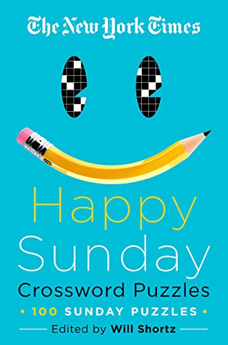 The New York Times Happy Sunday Crossword Puzzles