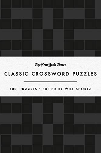 The New York Times Classic Crossword Puzzles