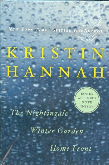 Kristin Hannah Collection (The Nightingale/Winter Garden/Home Front)