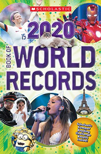 2020 Book of World Records
