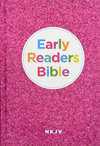 NKJV, Early Readers Bible (Pink)