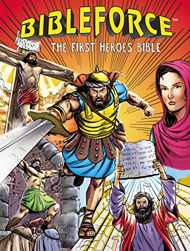 The First Heroes Bible (Bible Force)