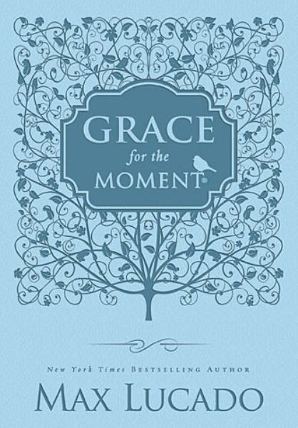 Grace for the Moment (Women's Edition, Blue)