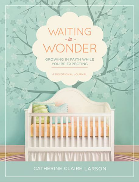 Waiting in Wonder: Growing in Faith While You're Expecting: A Devotional Journal
