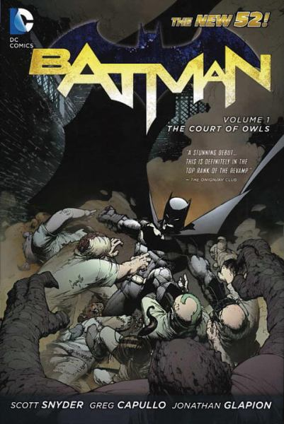 The Court of Owls (Batman: The New 52! Volume 1)