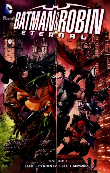 Batman and Robin Eternal (Volume 1)