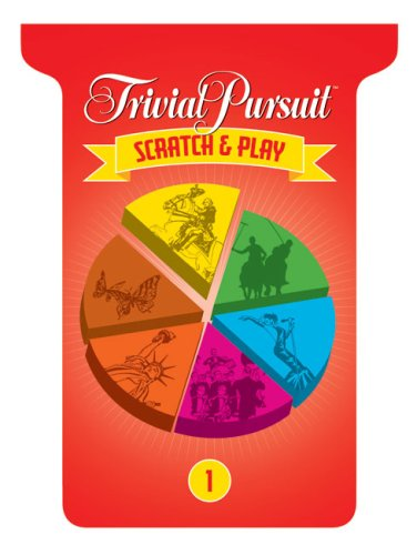 Trivial Pursuit Scratch & Play #1