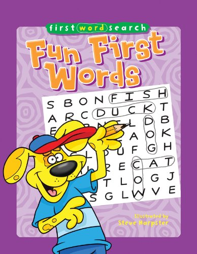 Fun First Words (First Word Search)