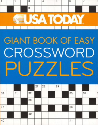Giant Book of Easy Crossword Puzzles (USA Today)