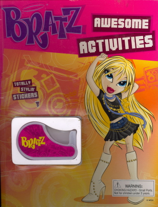 Musical Starz Awesome Activities (Bratz)