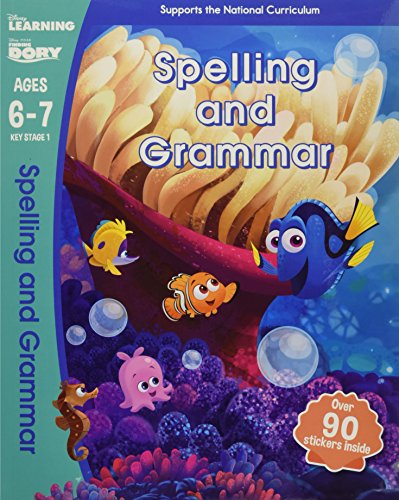 Spelling and Grammar (Disney Learning: Finding Dory)