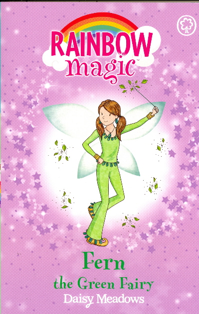 Fern the Green Fairy (Rainbow Magic, Bk. 4)