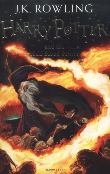 Harry Potter and the Half Blood Prince (Harry Potter, Book 6)