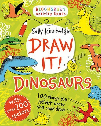 Sally Kindberg's Draw It! (Bloomsbury Activity Books)