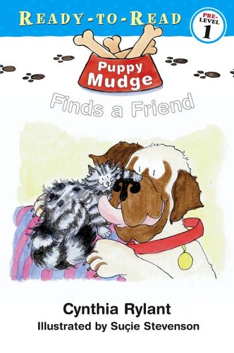 Puppy Mudge Finds A Friend (Ready-To-Read, Pre-Level 1)