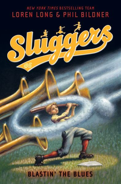 Blastin' the Blues (Sluggers, Bk. 5)
