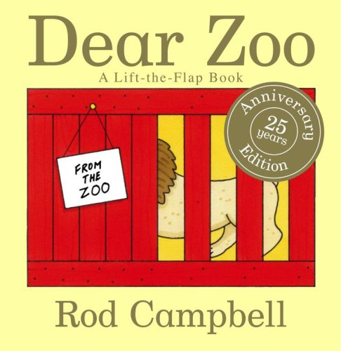Dear Zoo (Lift-The-Flap Book)