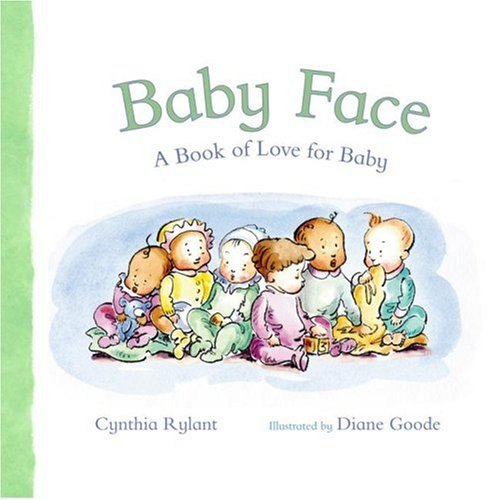Baby Face (A Book of Love for Baby)