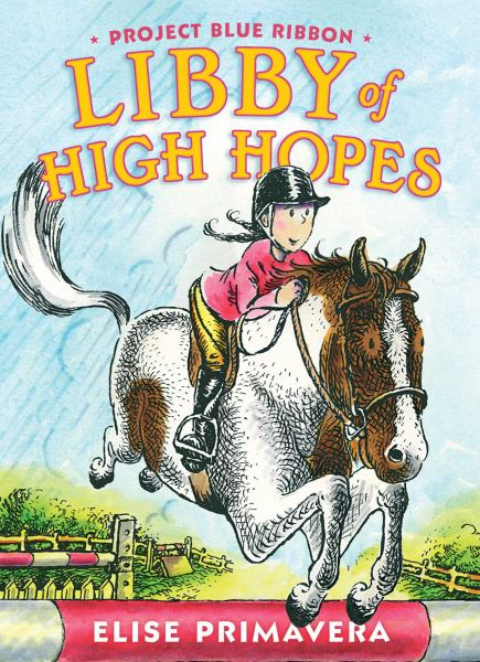 Project Blue Ribbon (Libby of High Hopes)