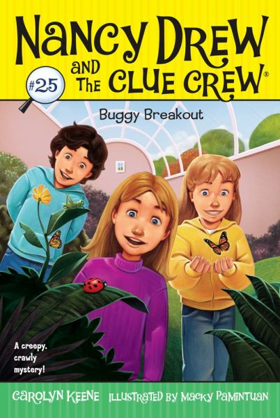Buggy Breakout (Nancy Drew and The Clue Crew Bk. #25)