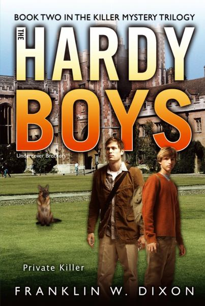 Hardy Boys Undercover Brothers: Private Killer (Killer Mystery Trilogy, Bk. 2)