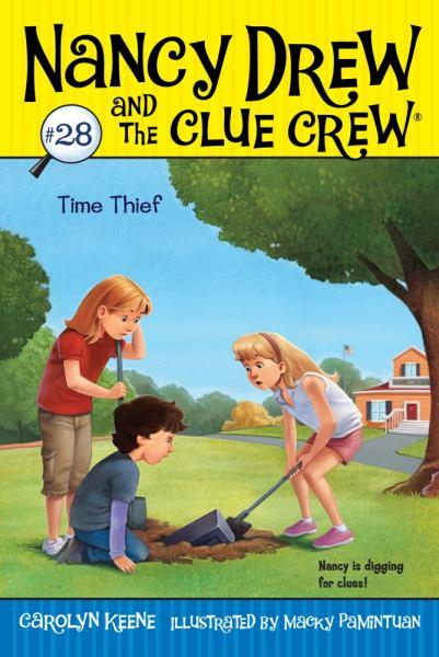 Time Thief (Nancy Drew and the Clue Crew Bk.28)