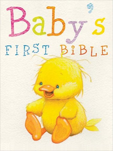 Baby`s First Bible (NKJV/Text, 0202-Hardcover)