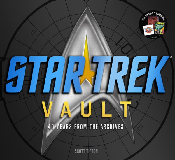 Vault: 40 Years from the Archives (Star Trek)