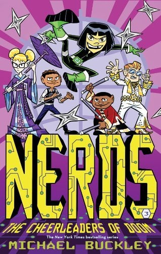 NERDS (The Cheerleaders of Doom, Bk. 3)