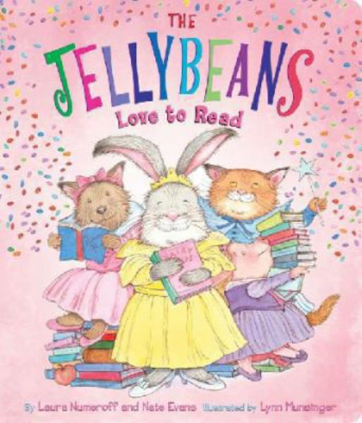 The Jellybeans Love to Read