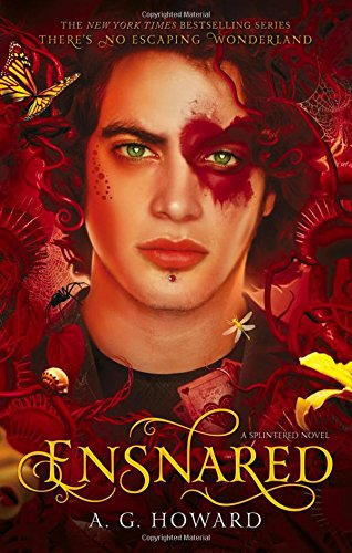Ensnared (Splintered Series, Bk. 3)