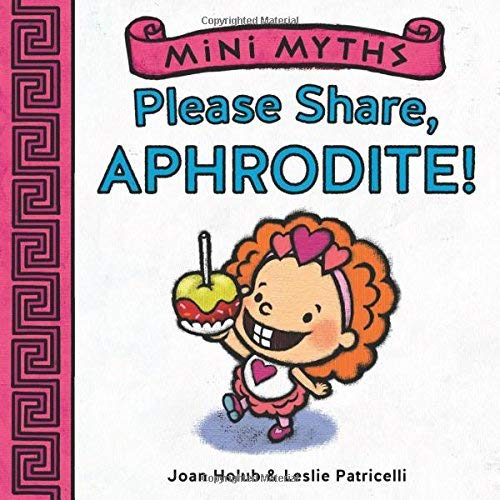 Please Share, Aphrodite! (Mini Myths)