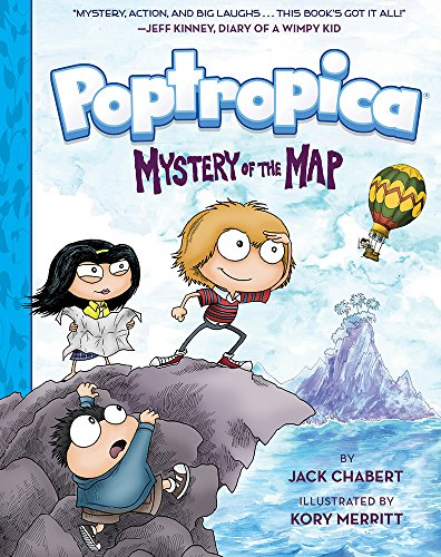 Mystery of the Map (Poptropica, Bk. 1)