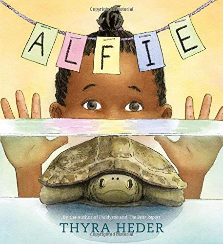 Alfie  (The Turtle That Disappeared)