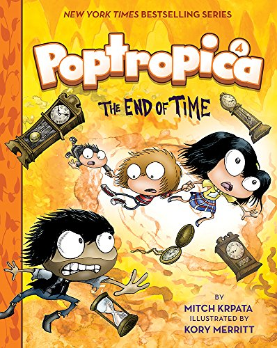 The End of Time (Poptropica, Bk. 4)