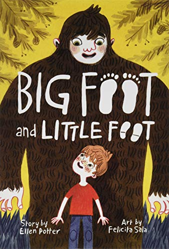 Big Foot and Little Foot (Bk. 1)