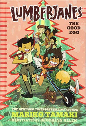 The Good Egg (Lumberjanes, Bk. 3)
