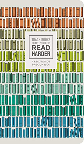 Read Harder: Track Books, Chart Progress (Reading Log)